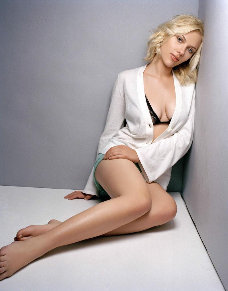 Scarlett Johansson sexy posters